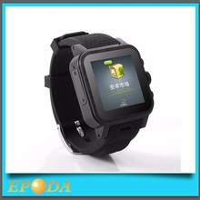 2015 High Quality GPS WIFI Android Smart Watch Cell Phone With Camera/Water Resistant Best Wrist Watch Cell Phone