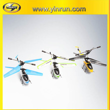 yinrun GB-100 3.5channel gyro metal battery powered model airplane