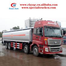 FOTON 8x4 big capacity truck for oil