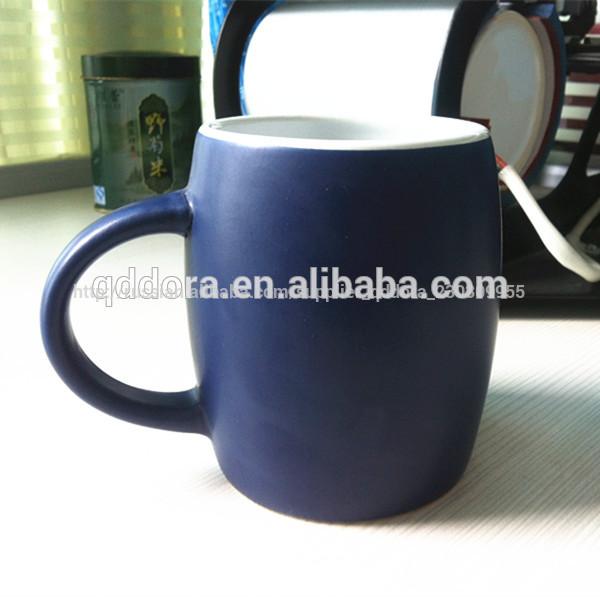 Oem моды большой живот цвет глазурованные керамические starbucks круёка/оптовая высокого качества чашку кофе