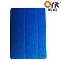 hot tablet case for ipad 6 smart leather magnetic stand case cover custom protect case for ipad 5