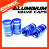 CX-106319 Cotrax Aluminum circinal type bike custom tire valve caps