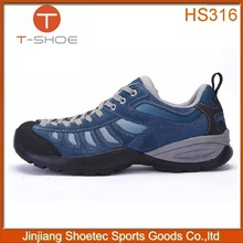 2015 2016 new design brand name Trekking Shoes for man