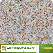 water based texture paint rough exterior paint colorful stone effect wall paint