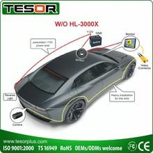 Car Reversing Aid Rear View Camera Hot Line Video Transmission