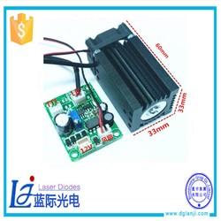445nm laser diode module 1.6w 445nm ttl laser module blue