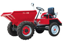 Mini Dumper with CE certifacation 1 ton(1000kg) loading tipping truck