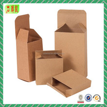 Small Kraft Paper Box for Packaging
