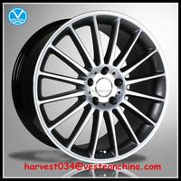 Best selling in dubai alloy wheels/aluminum car wheel price