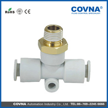 china pneumatic fitting push fit fitting Hose fittings