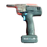 HERACLES DC16V SAMSUNG Battery Cordless Riveter Battery Riveter Electric Nail Gun with Lion Technology 1pc 3Ah