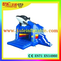 China Kule toys inflatable bouncy castle used jumping castles for sale cheap bouncy castles for sale