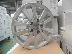 KM094 14,15,16,17inch Alloy Wheel rims for Cars ET=15 PCD=4*100