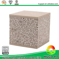 H Beam Prefab House Partition Wall Panel Base On Calcium Silicate