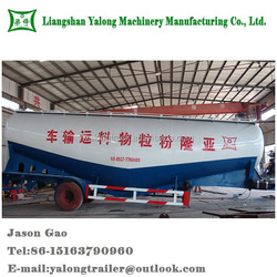 Bulk Cement Trailer china Extreme products with fuwa axle