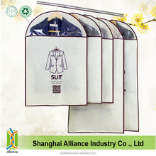 Eco-friendly Non Woven Fabric Dress Suit Kid Dry Cleaning Garment bag