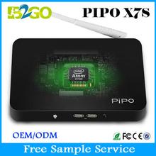 PIPO X7S Windows 8.1 Dual OS Intel vu solo 2 Quad Core 2GB 32GB stream smart tv box
