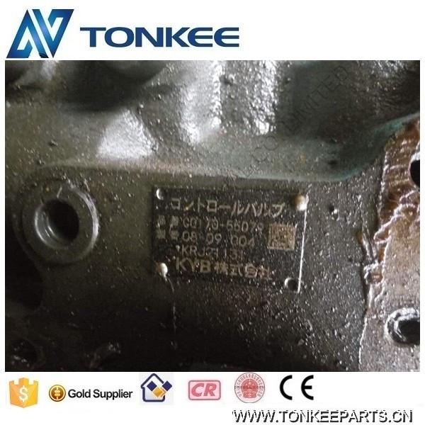 Sumitomo SH200-3 Control valve assy C0170-55009 or KRJ 6256.jpg