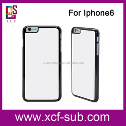 for iphone Cell Phone Case , Hard Plastic Blank Phone Cover for iphone 6