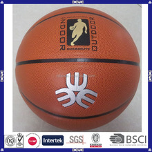 durable indoor 8 panels size 7 standard pu basketball