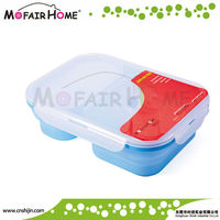Alibaba recommend kitchenware food silicone storage container