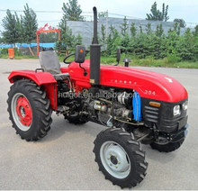 china factory supply TS354 wheel farm tractor with CE & ISO