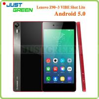 2015 Hot sale Lenovo Z90-3 VIBE Shot 3 GB 16 GB 5 inch IPS smart ring for smart phone for wholesales