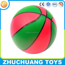 cheap pvc custom basketball balls