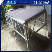 2015 ACS hot selling used portable stage platform, aluminum stage frame,event aluminum stage