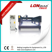 China cheap cnc stone carving machine and stone cutting machine for sale