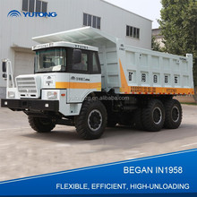 YUTONG 50t High Quality And Appearance Attractive Dump Truck Size