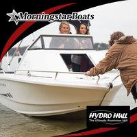 aluminum luxury cabin boat