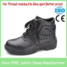 PU outsole steel toe steel shank safety shoes