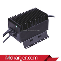 24 Volt 20 Amp ISG2420 series on-board battery charger for JLG Electric Powered