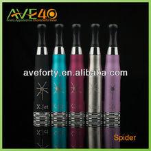 New E-cigarette x jet x spider man spider fitting