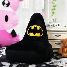 2015 wholesale comfortable fleece fabric animal printed batmen sofa