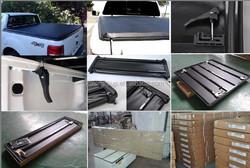 Toyota Tundra S/B 6.5' (w/o Utility Track) Trifold cover