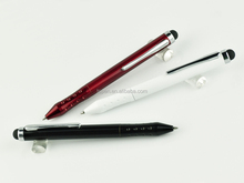 good quality advertising delicate metal touch ball pen