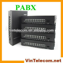 Wholesale PBX server software with 3 CO lines and 8 extensions