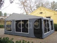waterproof pop-up folding camper trailer tents