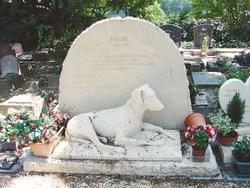 granite pet memorial headstone dog cat grave marker tombstone