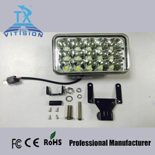 hot selling new product 45W4x6 led work light manufacture with factory in china