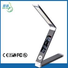 DC12V foldable decorative aluminum handmade portable rechargeable cordless table lamp