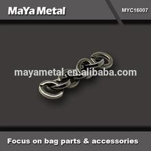 maya 2014 de metal de metal de moda las cadenas para bolsas de venta al por mayor myc16007
