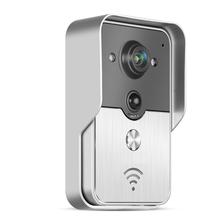 2015 Hot sale peephole door wifi camera wifi doorbell camera wifi door viewer,ip video doorphone