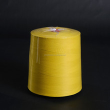 20/6 100% polyester sewing thread for bag
