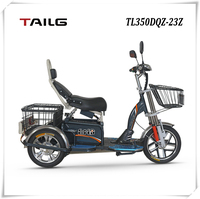 2016 dongguan TAILG cheap lightweight cargo mobility scooter for elderly for sale