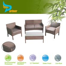 PTN-TOP9 AnHui Partner Superior Handweaving Technique With Best Design Knocked Down Zen Garden Furniture