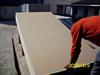 Top level high technology knauf gypsum board mr