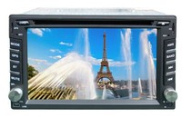 Quality assurance pioneer 2 din 6.2 inch car navigation dvd player